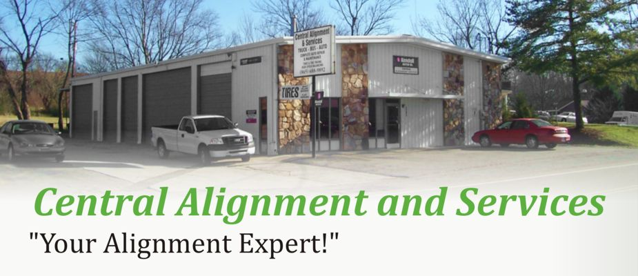 Central Alignment and Services. Your Alignment Expert!